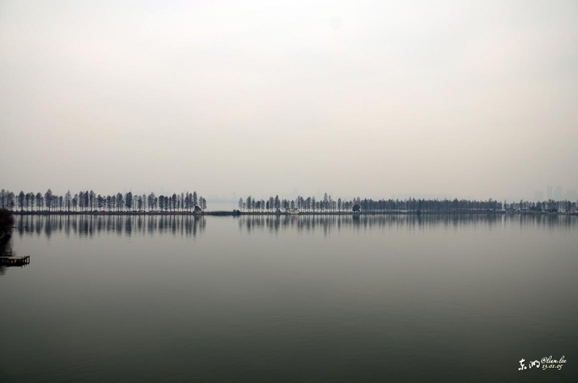 湖北东湖瞎逛
