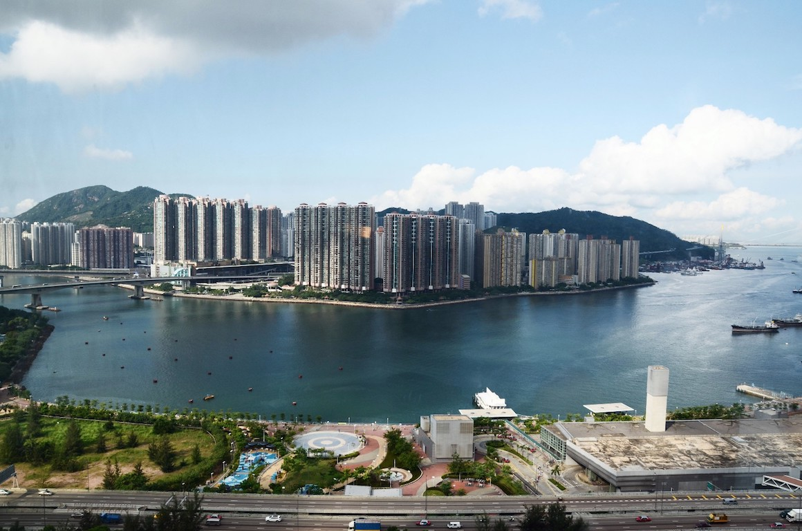 中国香港随手拍